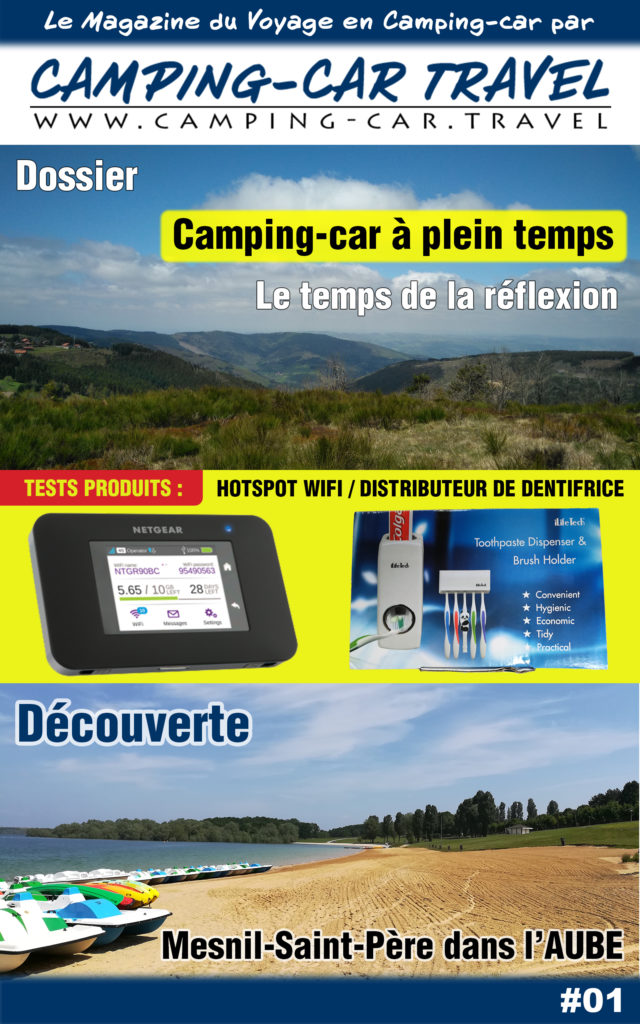 Camping-car Travel Magazine : le magazine du camping-car