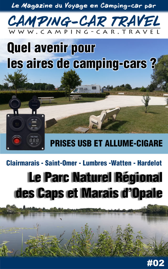 Camping-car Travel Magazine N°2 : le voyage en camping-car