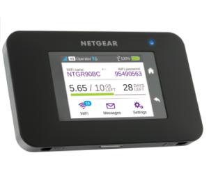 Hotspot Wifi 4G Netgear AC790