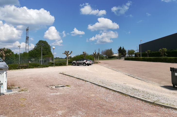 aire services camping cars Sombernon Côte d'Or