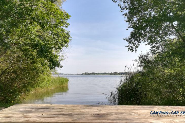stationnement gratuit camping car lac du der marne haute marne