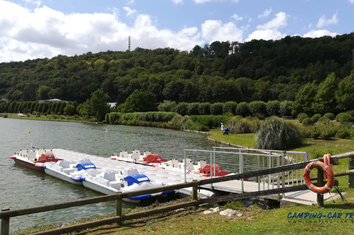 aire services camping car Montville Seine-Maritime