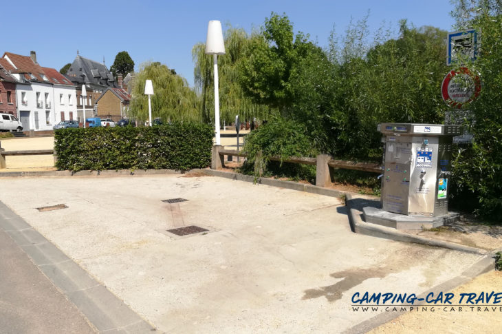 aire services camping car Oissel Seine-Maritime Normandie