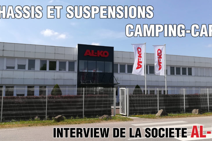 AL-KO : suspensions et chassis camping car
