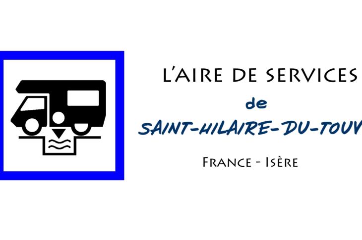 aire services camping car Saint-Hilaire du Touvet Isère