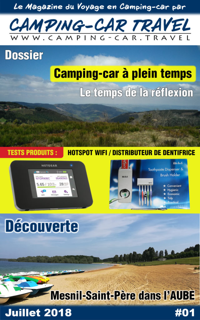 Camping-car Travel Magazine #01