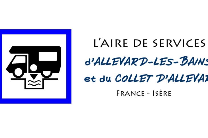 aire services camping car Allevard-les-Bains le Collet d'Allevard Isère