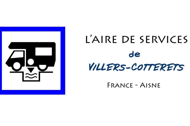 aire services camping car Villers-Cotterêts Aisne