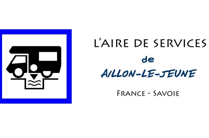 aire services camping car Aillon-le-Jeune Savoie