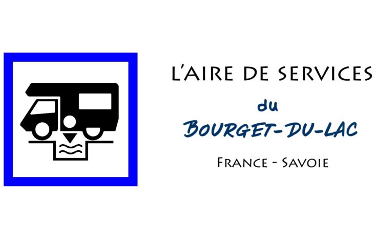 aire services camping car Le Bourget-du-Lac Savoie