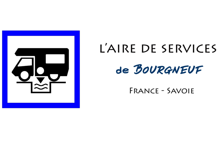 aire services camping car Bourgneuf Savoie