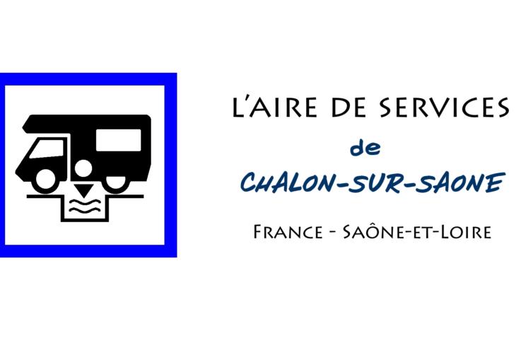 aire services camping car Chalon-sur-Saône Saône-et-Loire