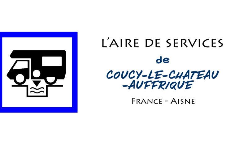aire services camping car Coucy-le-Château-Auffrique Aisne