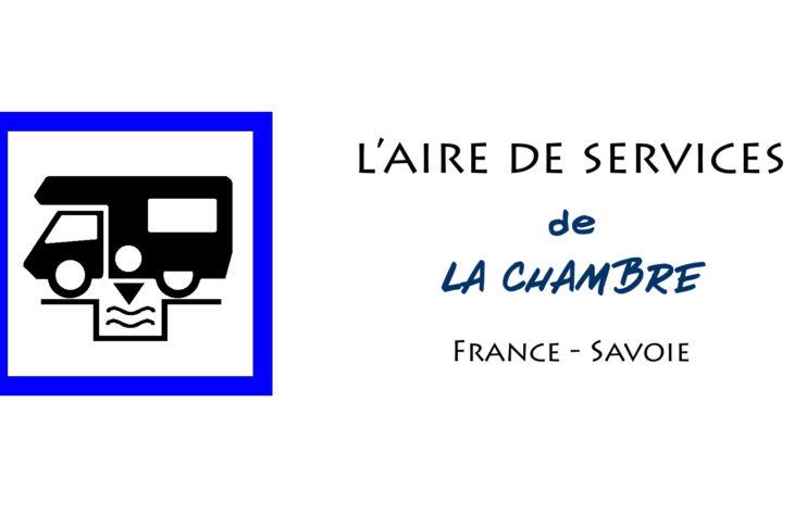 aire de services camping car de La Chambre en Savoie