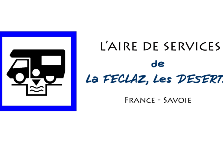 aire services camping car La Féclaz, Les Déserts Savoie