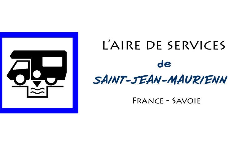 aire services camping car Saint-Jean-de-Maurienne Savoie