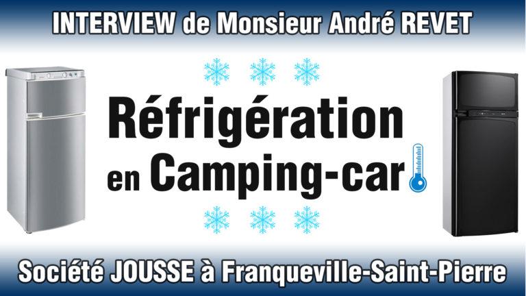 frigo Dometic Thetford Réfrigérateur trimix en camping car