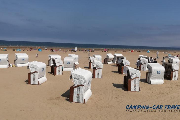 aire services camping car Merville-Franceville-Plage Calvados Normandie