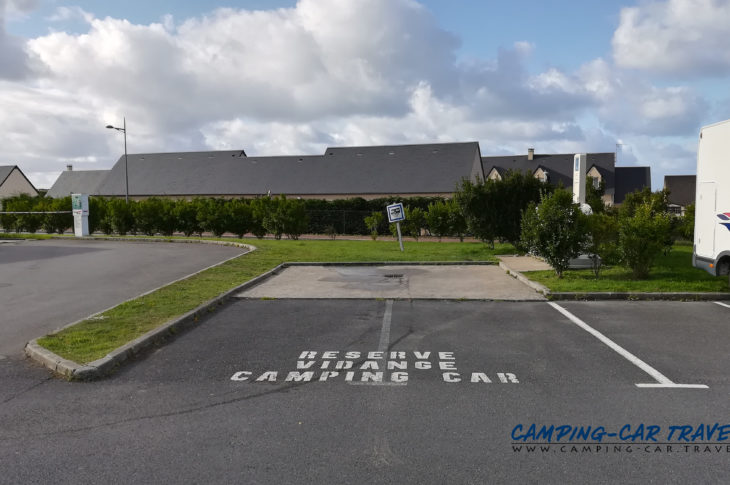 aire services camping car Beaumont-Hague Manche Normandie