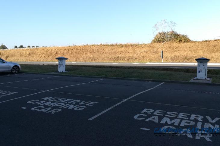 aire services camping car Pleine-Fougères Ile-et-Vilaine Bretagne