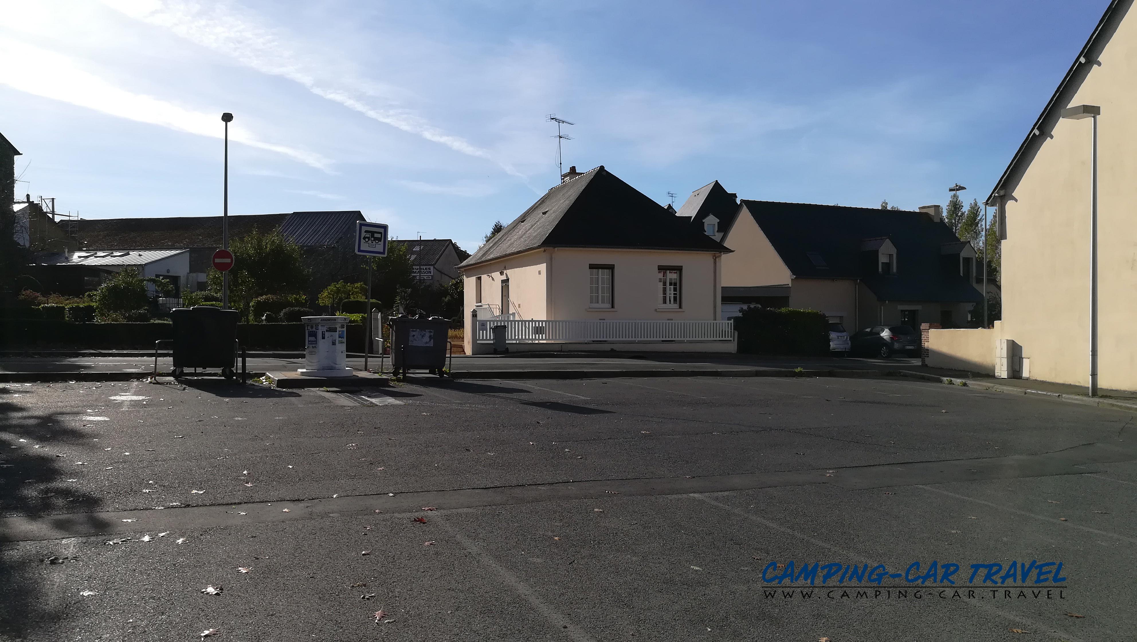 aire services camping car Dol-en-Bretagne Ile-et-Vilaine Bretagne