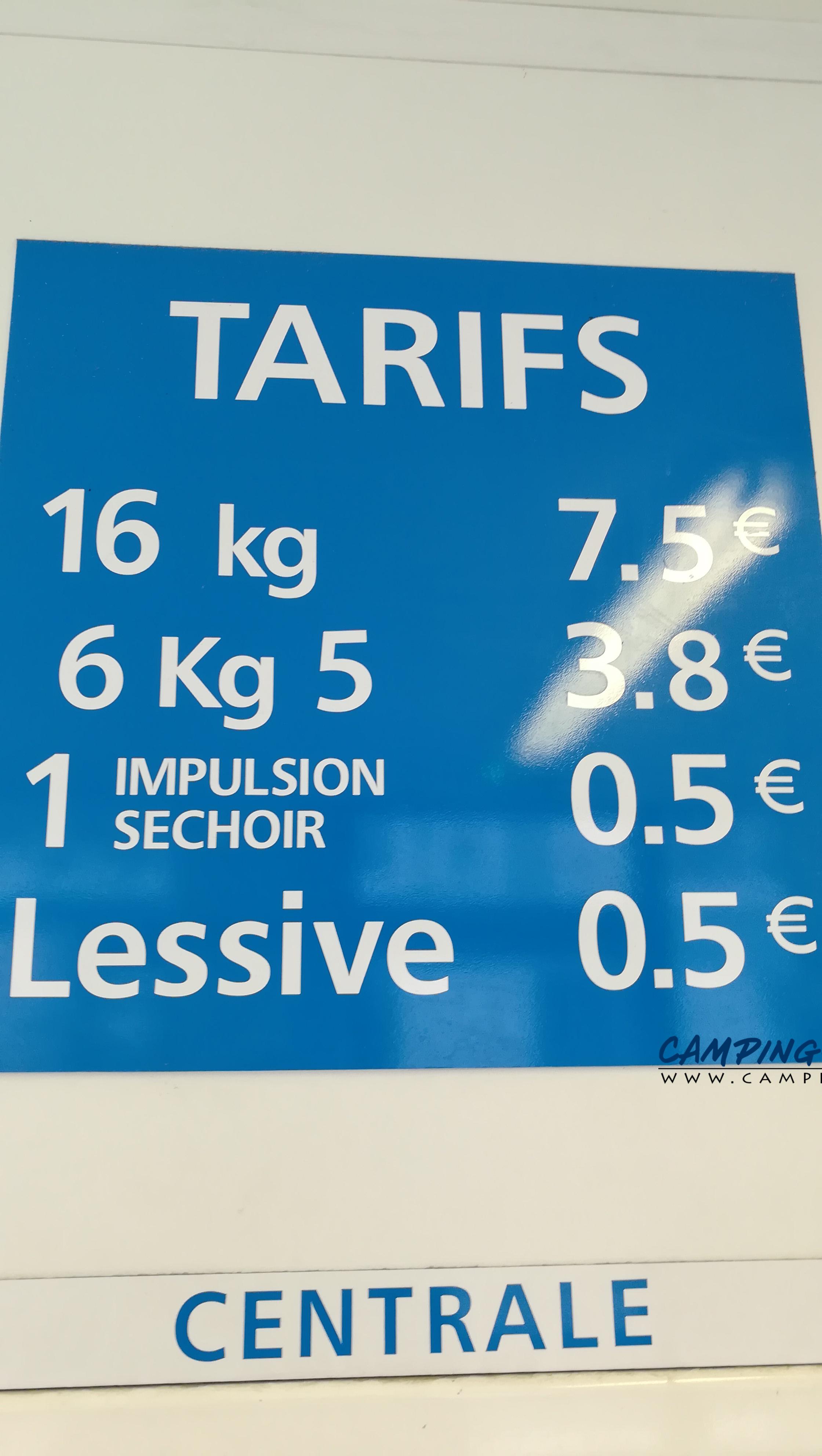 aire services camping car Plougastel-Daoulas Finistère Bretagne