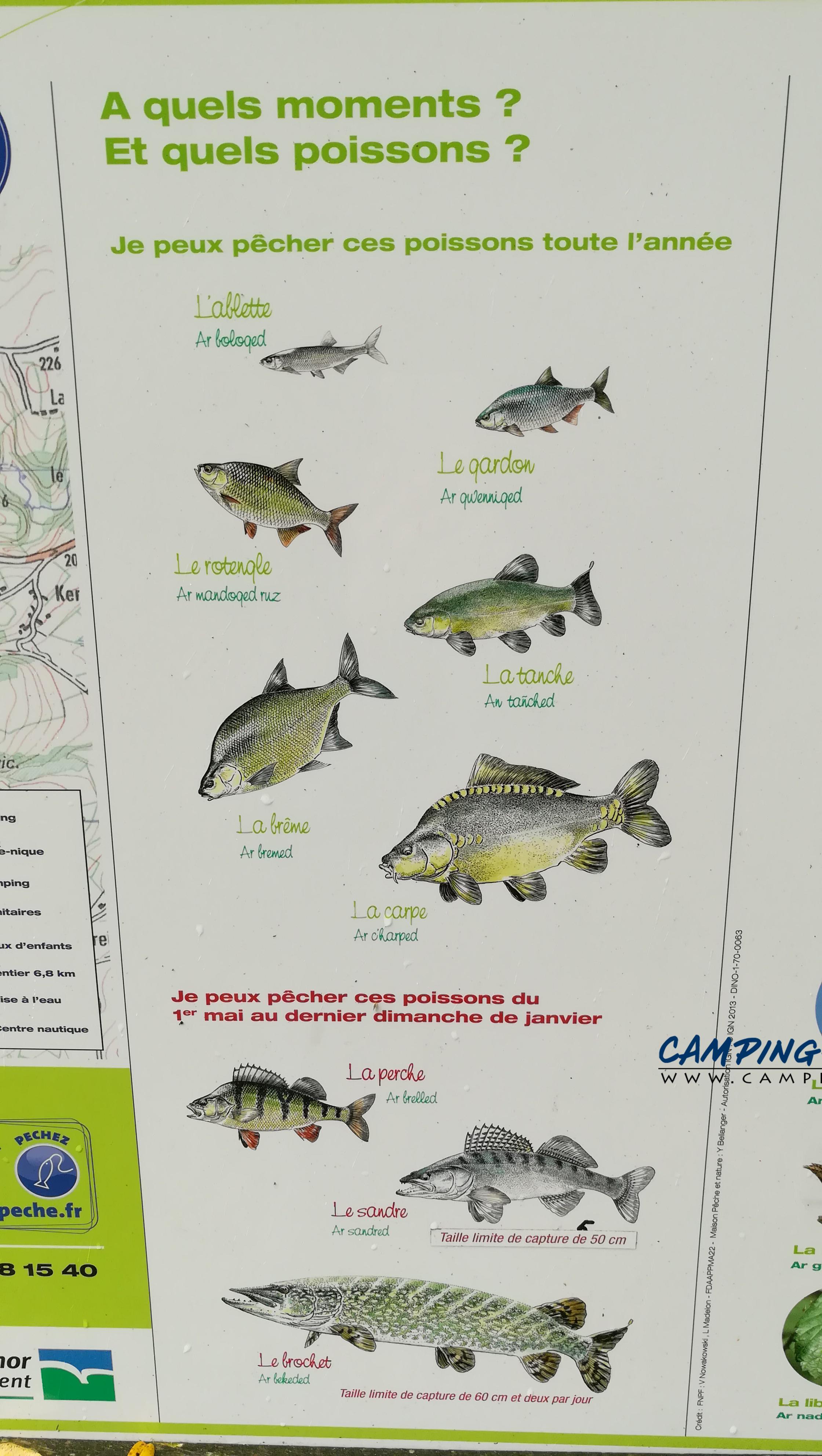 aire de services camping cars Glomel Côtes-D'Or Bretagne