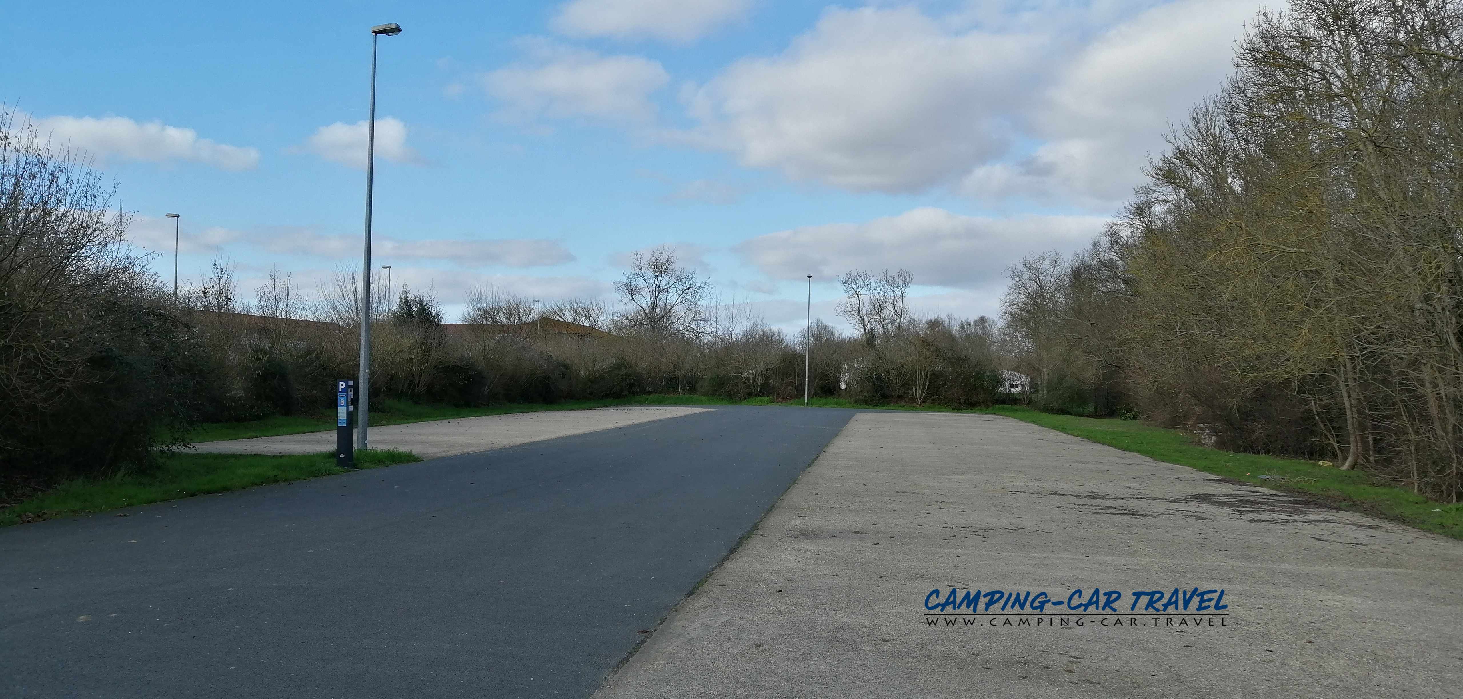 aire services camping car Rochefort Charente-Maritime