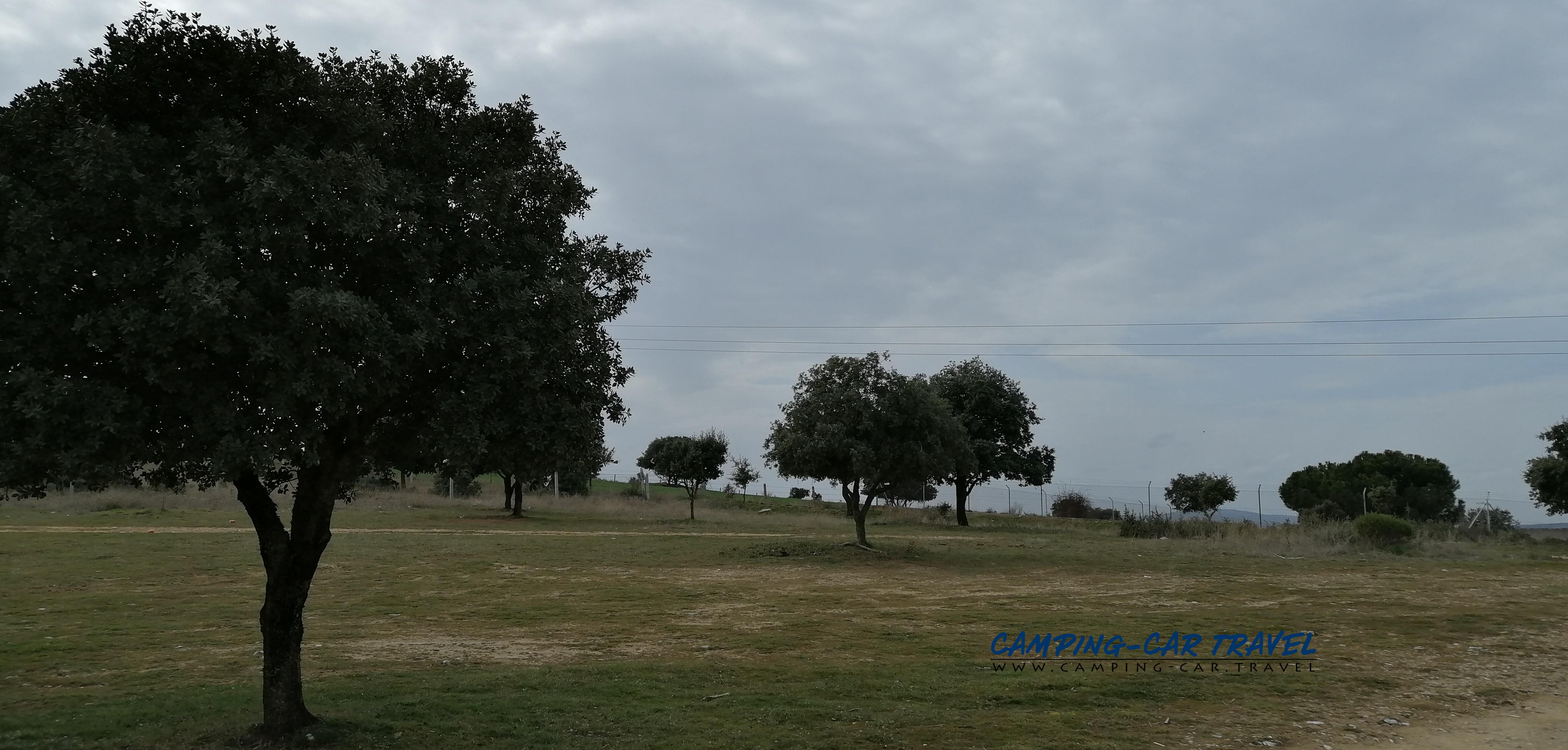 stationnement gratuit camping car Montejo Espagne Spain