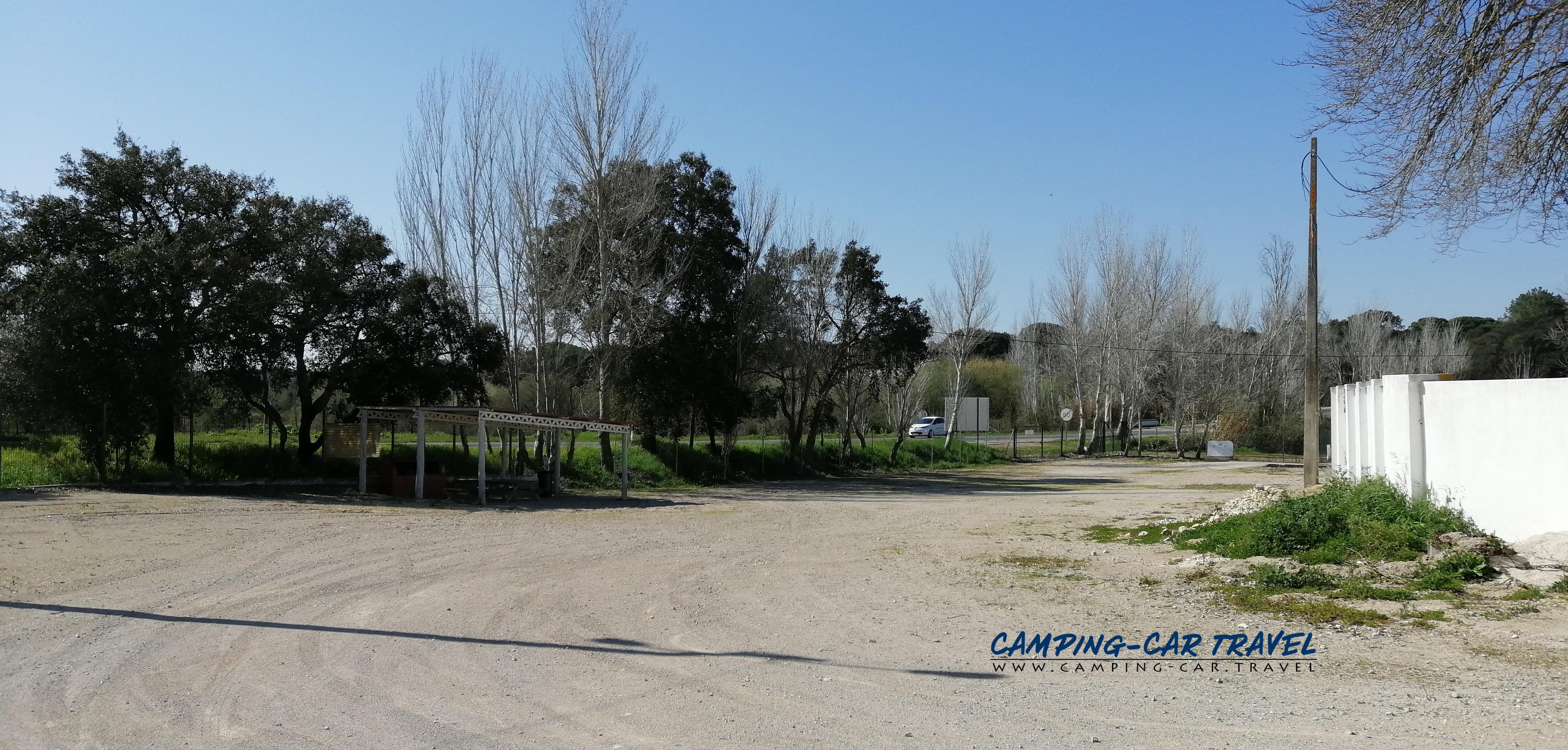 aire services camping car Lago da Fonte Portugal