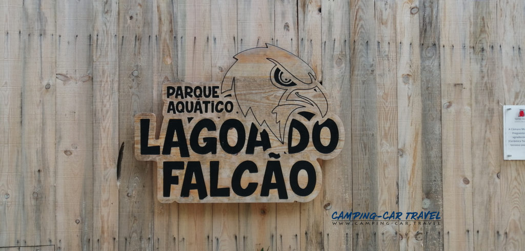aire services camping cars Lagoa do Falcao Portugal