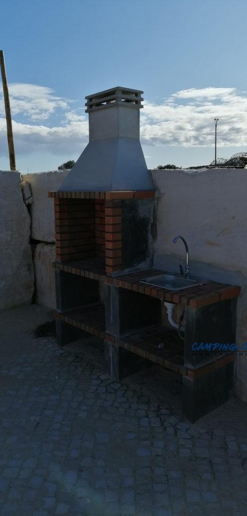 aire services camping car sao bento Portugal