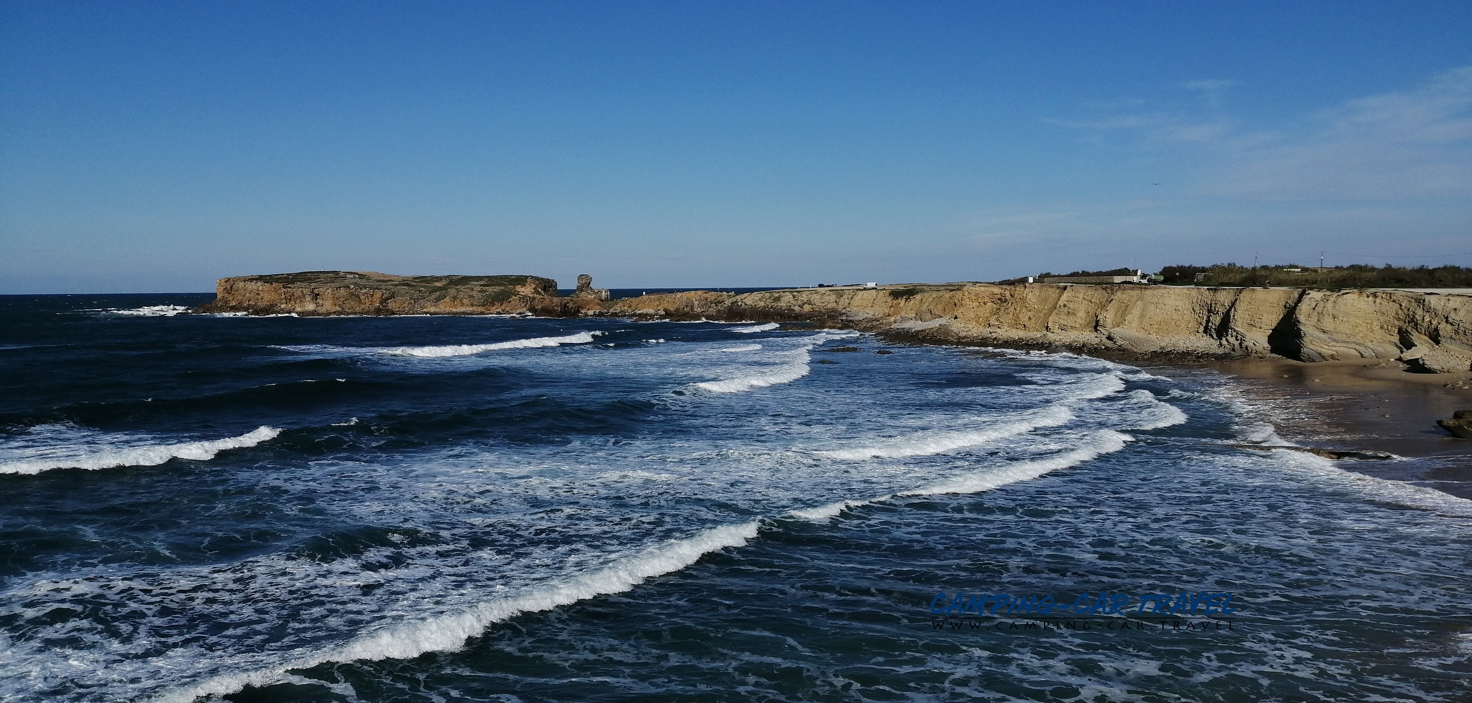 aire services camping car Peniche Portugal