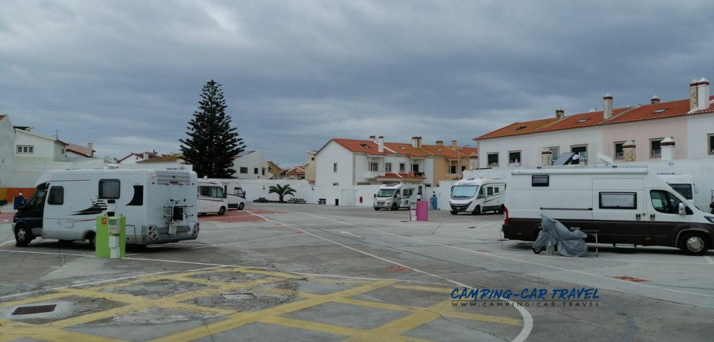 aire services camping car Peniche Portugal