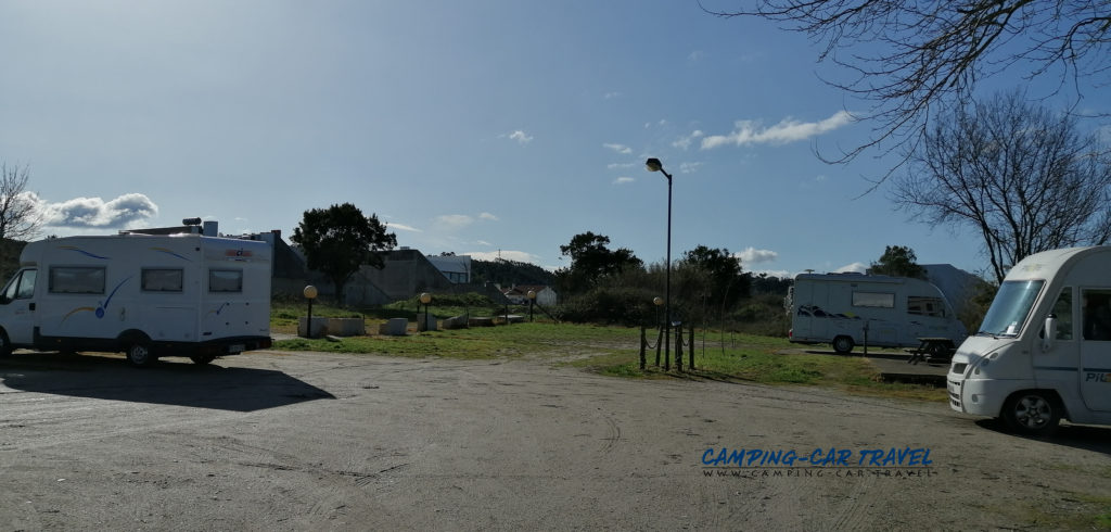 aire services camping car Obidos Portugal