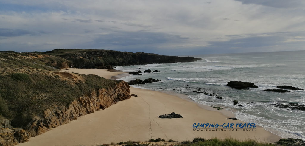 aire services camping car Sines Portugal