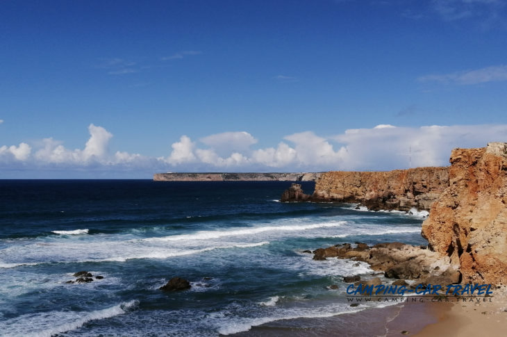 aire services camping car Sagres Portugal