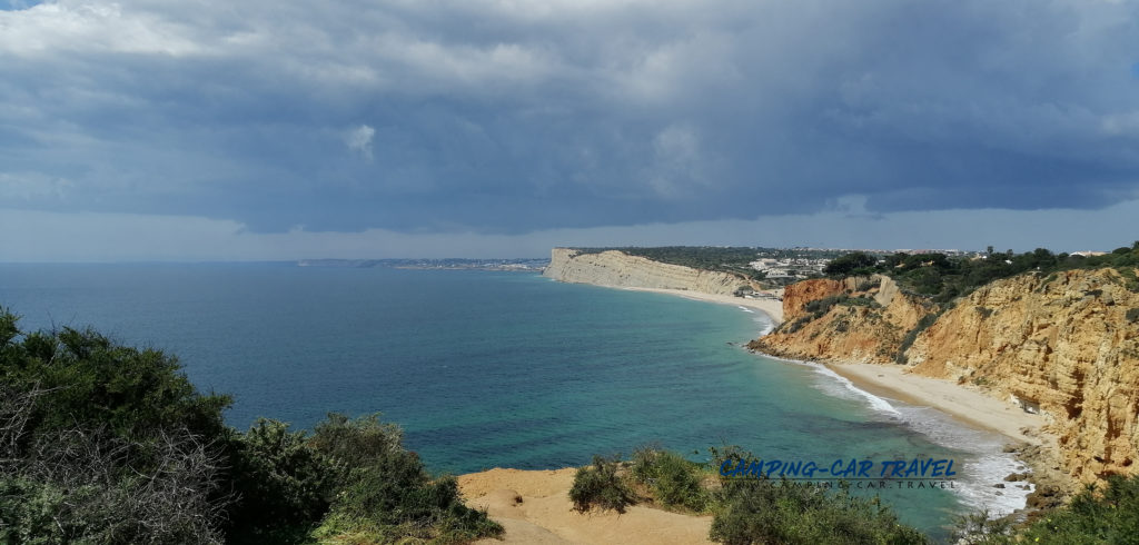 aire services camping car Lagos Portugal