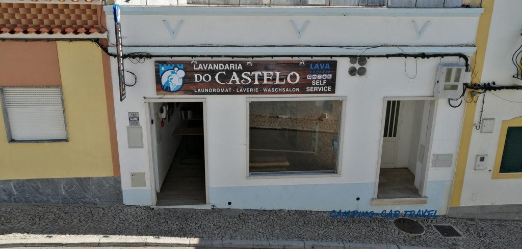 aire services camping car Castro Marim Portugal