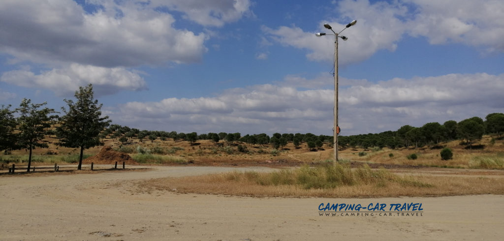 stationnement gratuit camping car Moura Portug