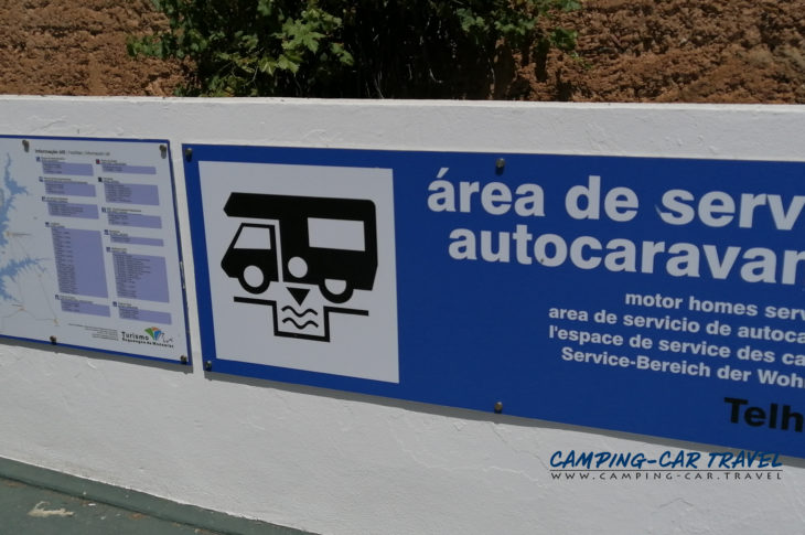 aire services camping car Telheiro portugal