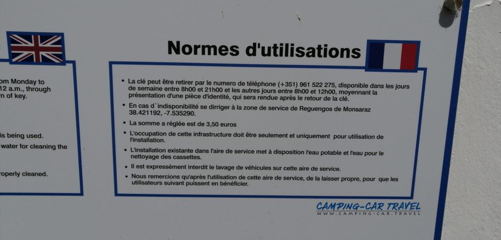 aire services camping car Telheiro portugal