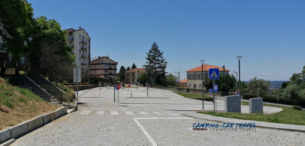 aire services camping car gouveia portugal