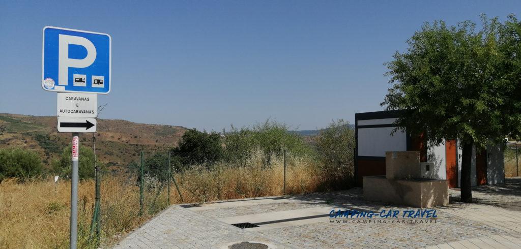 aire services camping car vila nova de foz coa portugal