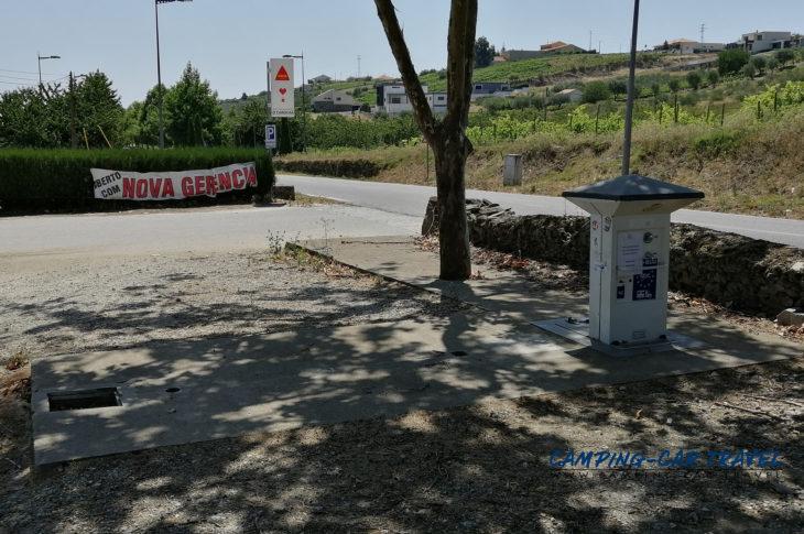 aire services camping car sao joao da pesqueira portugal