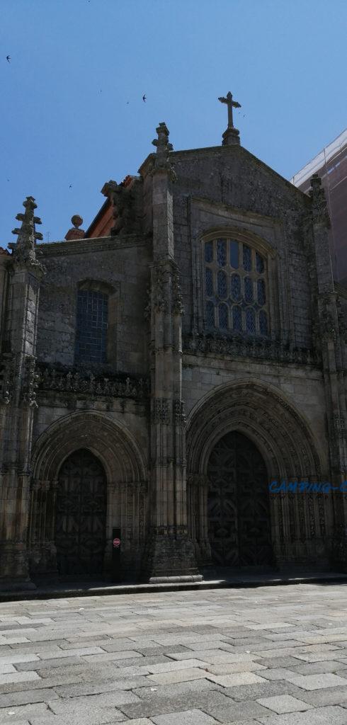 stationnement gratuit camping car lamengo portugal