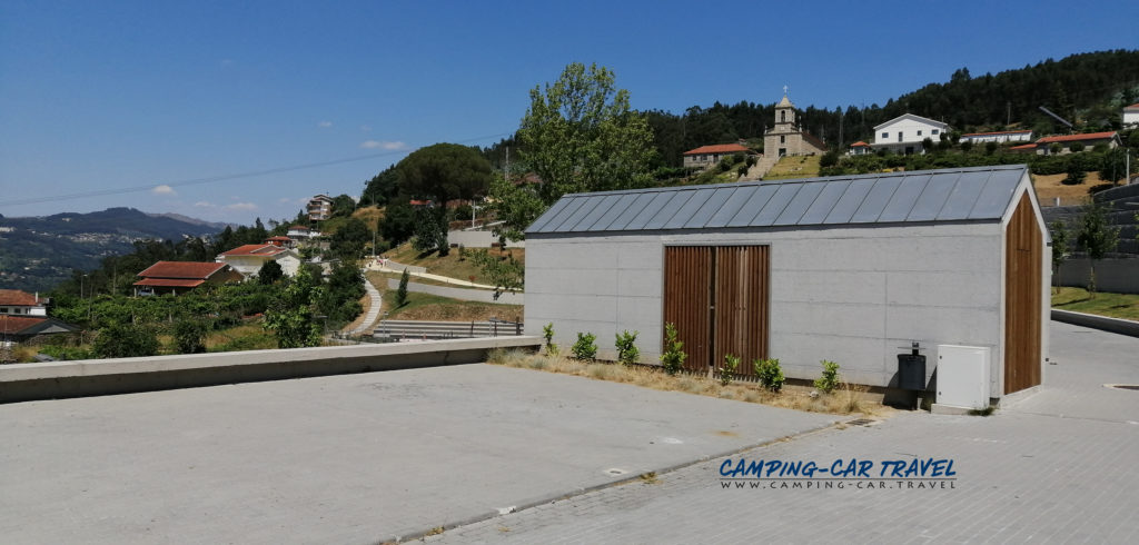 aire services camping car souselo portugal