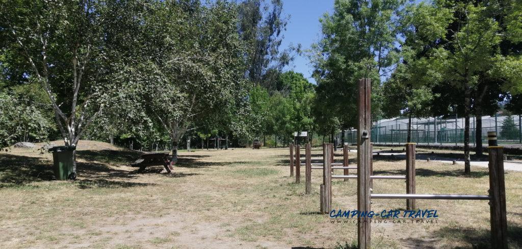stationnement gratuit camping car amarante portugal