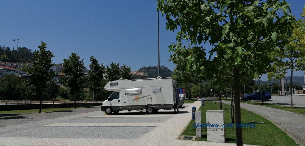 aire services camping car povoa de lanhoso portugal