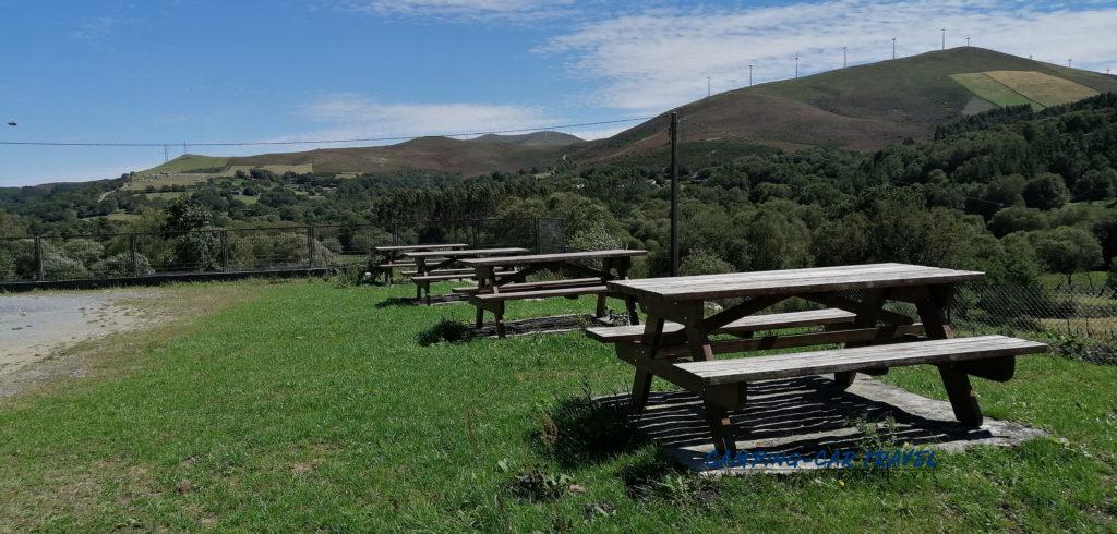 aire services camping car viveiro galice espagne